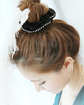 可可豆发带(hs060)