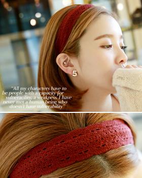 针织syungsyung发带(hb335)