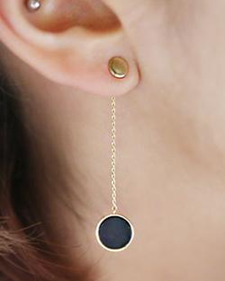纽约圆领耳环(er1543)