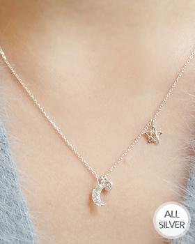 牵牛星织女星项链(nk525)